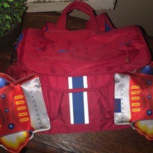 Bixbee 10' Kids Firebird Flyer Backpack 🎒